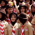 sejarah pramuka setelah indonesia merdeka